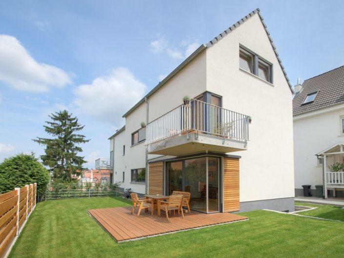 Doppelhaus Wintergasse in Weinheim-Lützelsachsen