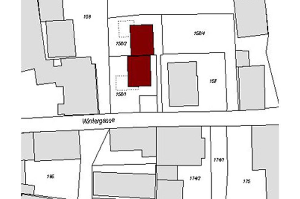 Helwig Bauausführungen - Weinheim-Lützelsachsen Lageplan