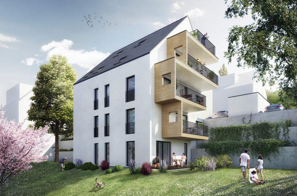 Neubau Mehrfamilienhaus in Birkenau