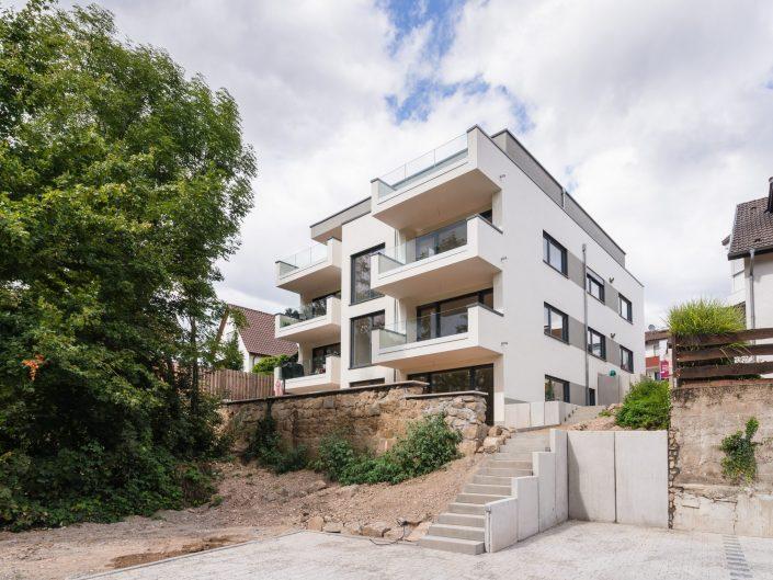 Mehrfamilienhaus in Hirschberg